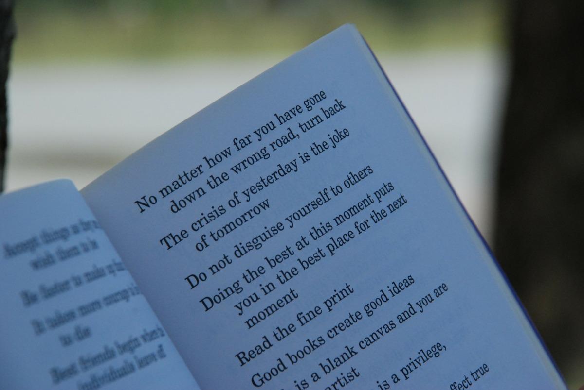 El Aroma de la Poesía