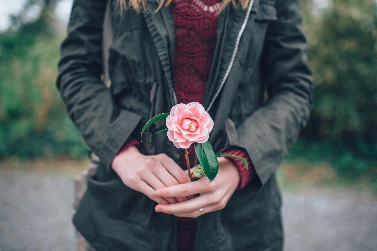 Con los Pétalos de tu Flor