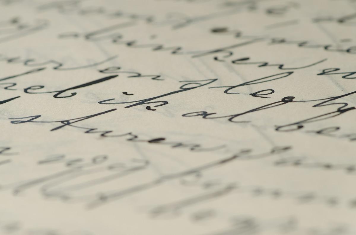 Escribir en Demasía